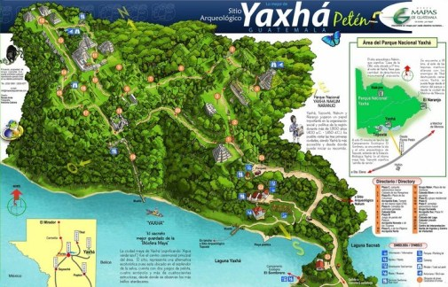 yaxha-map1