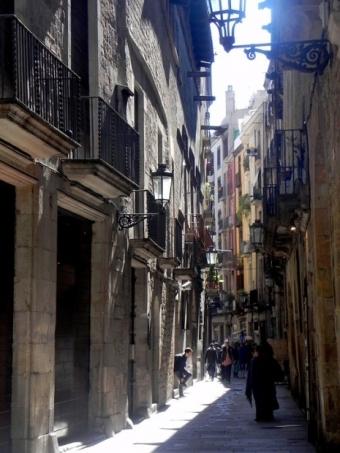 Barrio Gotico.3
